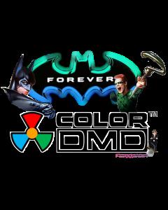Batman Forever ColorDMD