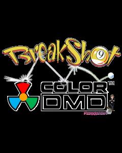 Breakshot ColorDMD