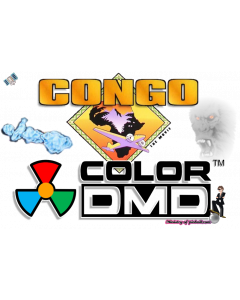 Congo ColorDMD