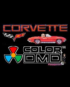 Corvette ColorDMD