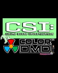 CSI ColorDMD