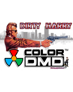 Dirty Harry ColorDMD