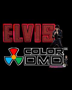 Elvis ColorDMD