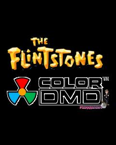 The Flintstones ColorDMD