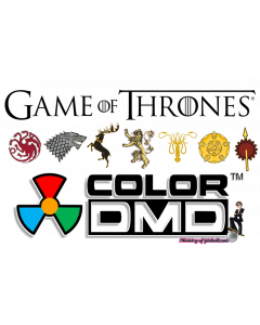 Game of Trones ColorDMD