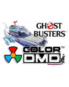 Ghostbusters ColorDMD