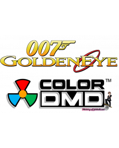 Goldeneye ColorDMD