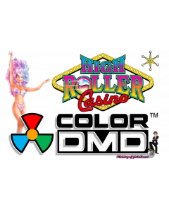 High Roller Casino ColorDMD