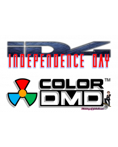 Independence Day ColorDMD