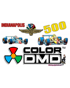 Indianapolis 500 ColorDMD