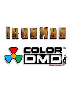 Iron Man ColorDMD