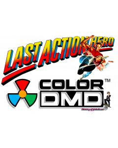 Last Action Hero ColorDMD