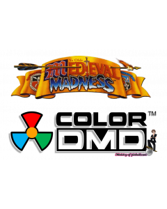 Medieval Madness ColorDMD