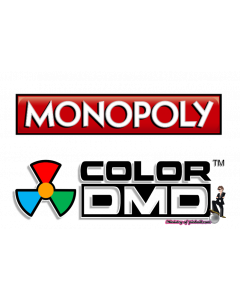 Monopoly ColorDMD