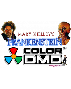 Frankenstein ColorDMD