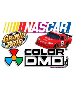 Nascar/Grandprix ColorDMD