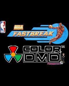 NBA Fastbreak ColorDMD