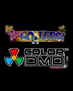 No Good Gofers ColorDMD