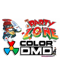 Party Zone ColorDMD