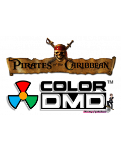 Pirates of the Caribbean ColorDMD