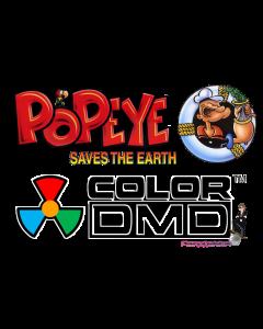 Popeye ColorDMD