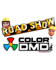 Road Show ColorDMD