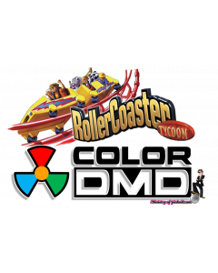 Roller Coaster Tycoon ColorDMD