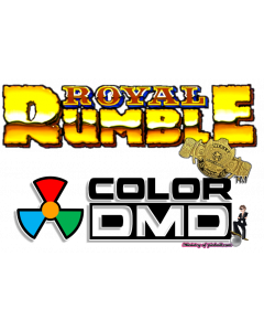WWF Royal Rumble ColorDMD