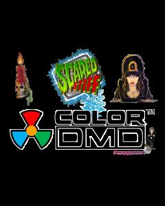 Scared Stiff ColorDMD