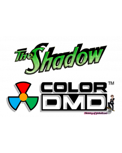 The Shadow ColorDMD