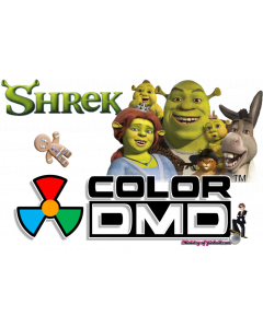 Shrek ColorDMD