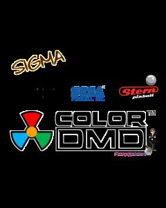 LED ColorDMD DE/SEGA