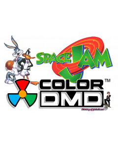 Space Jam ColorDMD