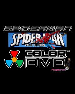 Spider-Man Vault Edition ColorDMD