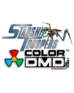 Starship Troopers ColorDMD