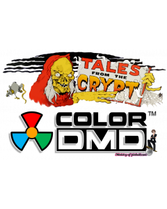 Tales from the Crypt ColorDMD