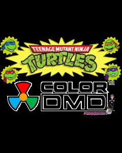 Teenage Mutant Ninja Turtles ColorDMD