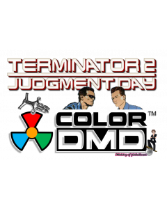 Terminator 2 ColorDMD