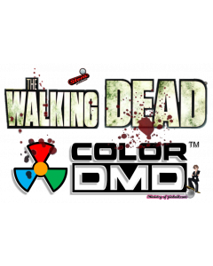 The Walking Dead ColorDMD