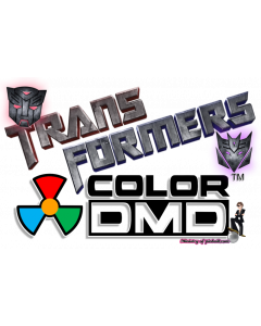 Transformers ColorDMD