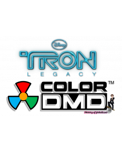 TRON: Legacy ColorDMD