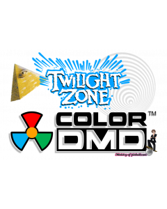 Twilight Zone ColorDMD