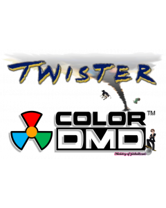 Twister ColorDMD