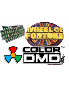 Wheel of Fortune ColorDMD
