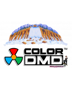 White Water ColorDMD