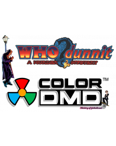 Who Dunnit ColorDMD