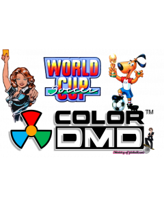 World Cup '94 ColorDMD
