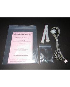 ColorDMD Stern/Data East/Sega SAM/Whitestar Cable Kit