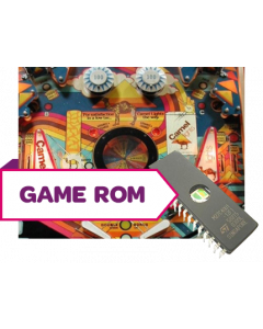 Camel Lights CPU Game Rom B