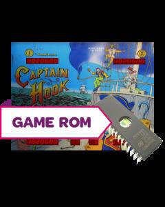 Captain Hook CPU Game Rom B